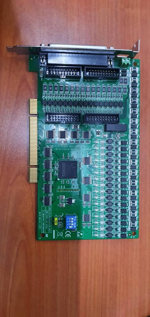 PCI-1730U 32-ch Isolated Digital I/O Universal PCI Card
