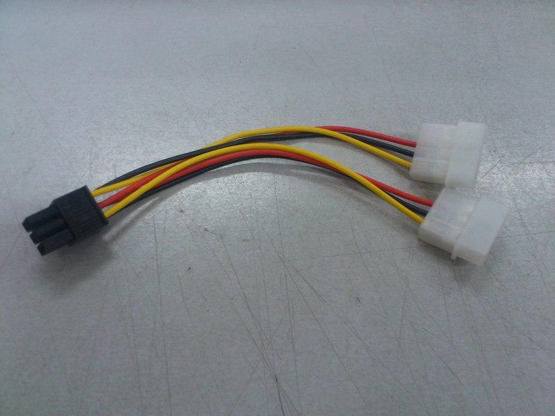PCI-E 6pin Power Cable for Graphic (end 7/21/2018 12:46 AM)