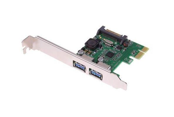 PCIe USB3.0 2-Port Controller Card NEC Renesas