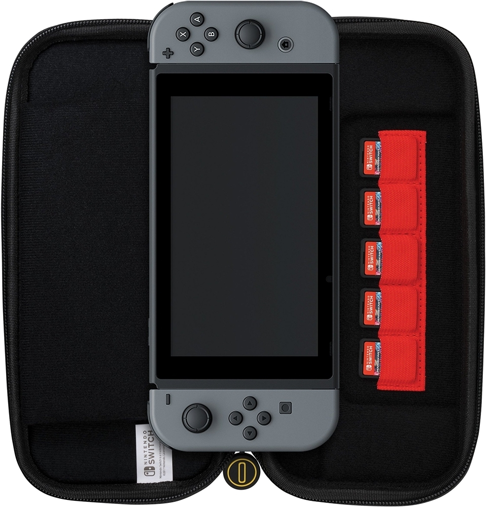 PDP Nintendo Switch Mario Kana Deluxe Slim Travel Case