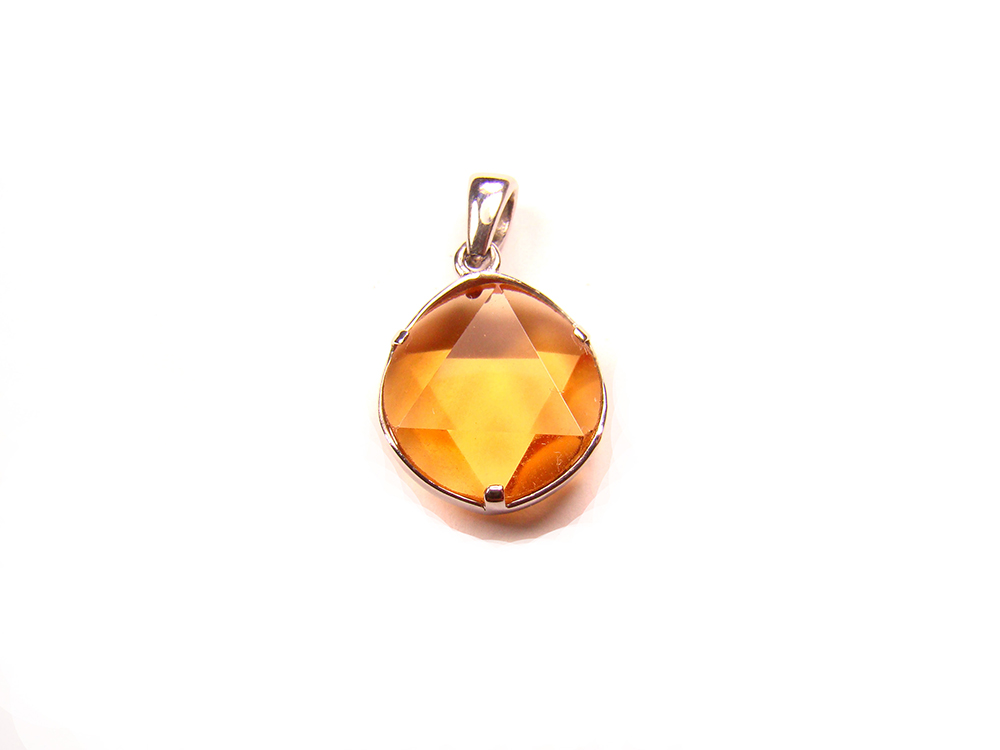 Pe0245 citrine crystal pendant end 1182017 936 am pe0245 citrine crystal pendant aloadofball Image collections