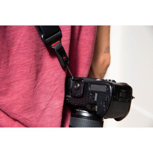 Peak Design SL-BK-3 Slide Camera Strap (Black)