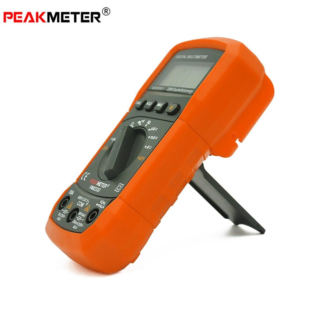 Tegangan Volt Pengukur Amper. Source · PEAKMETER PM8233D Multifunctional Digital Multimeter Auto .