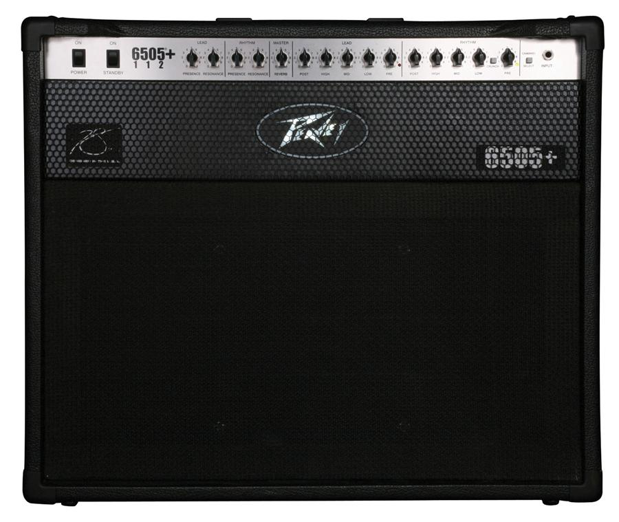 Peavey 6505 Plus 112 60W 1x12' Tube Combo Guitar Amp