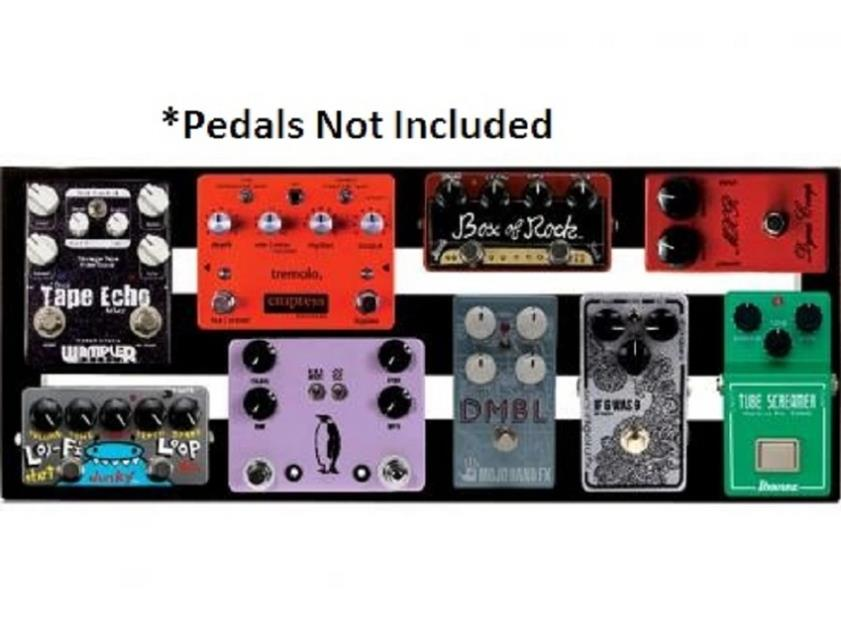 Pedaltrain PT-M20-SC Metro 20 Pedal Boards with Soft Case