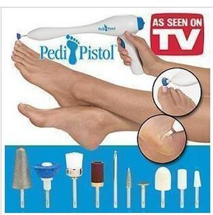 NEW Pedi pistol Easy for Pedicures from Home