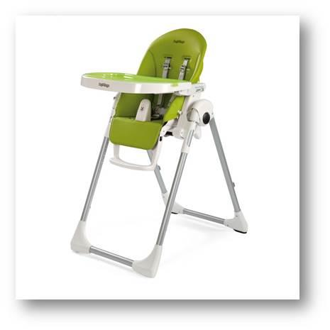 PEG PEREGO Prima Pappa Zero 3 High Chair - Mela