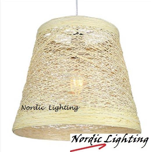 PENDANT LIGHT (HX-TRI-BEIGE)