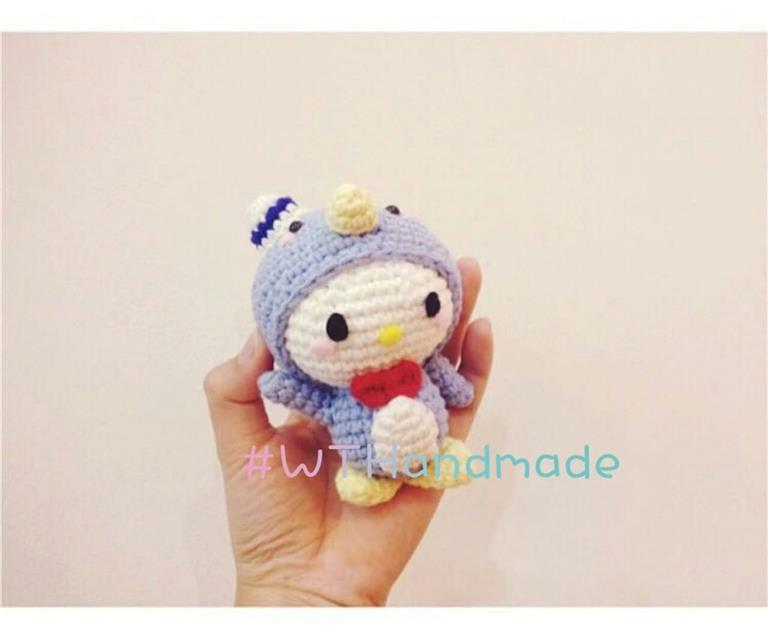 Penguin Hello Kitty Doll Hanging Deco End 8 7 2017 3 15 Pm