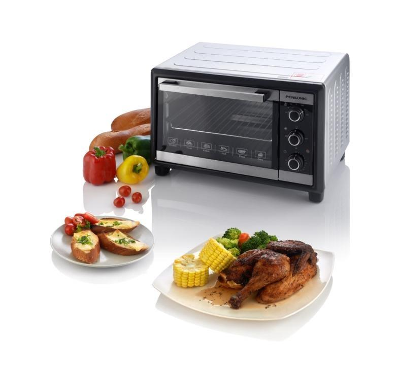 Pensonic 20L Electric Oven PEO-2000