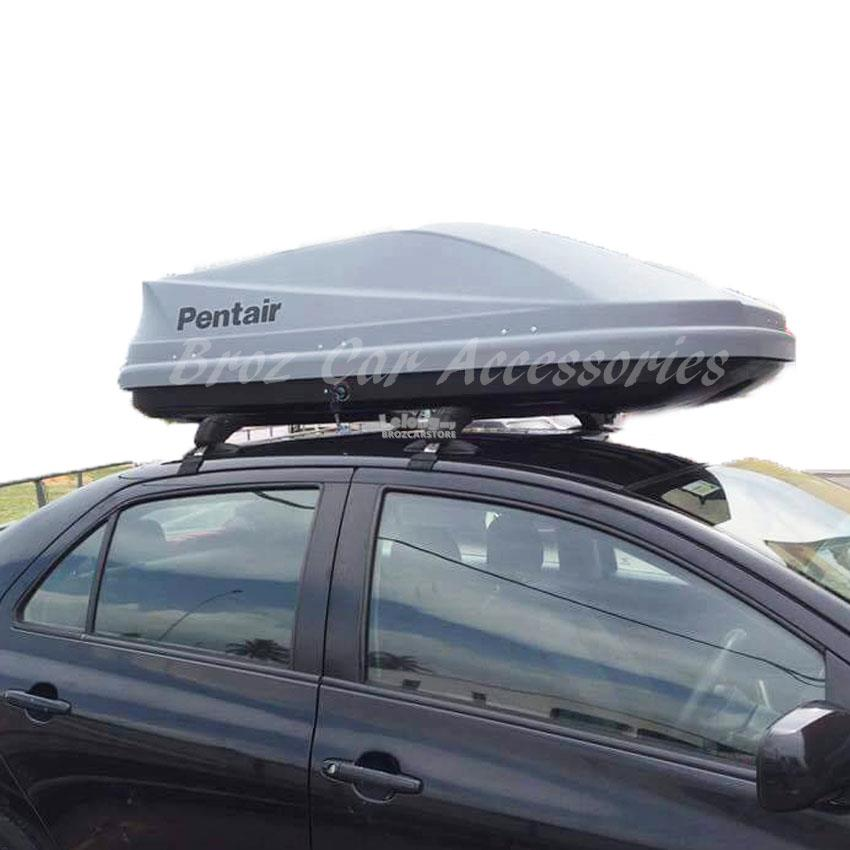 PENTAIR Universal Car Roof Box Carrier 360L 139 X 90 X 39   M Size