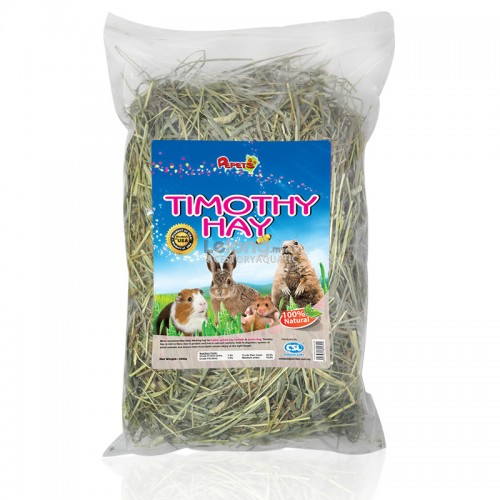 PEPETS Timothy Hay, Alfalfa Hay 500g (Pet Bedding)