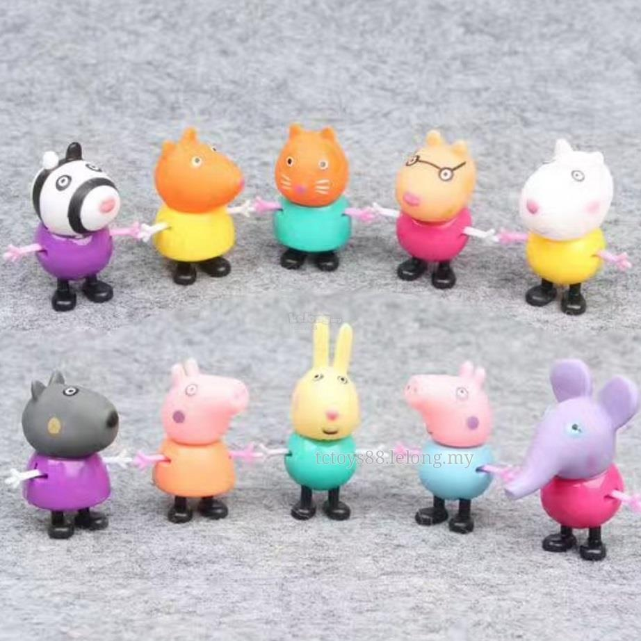 Peppa Pig Cake Topper Images