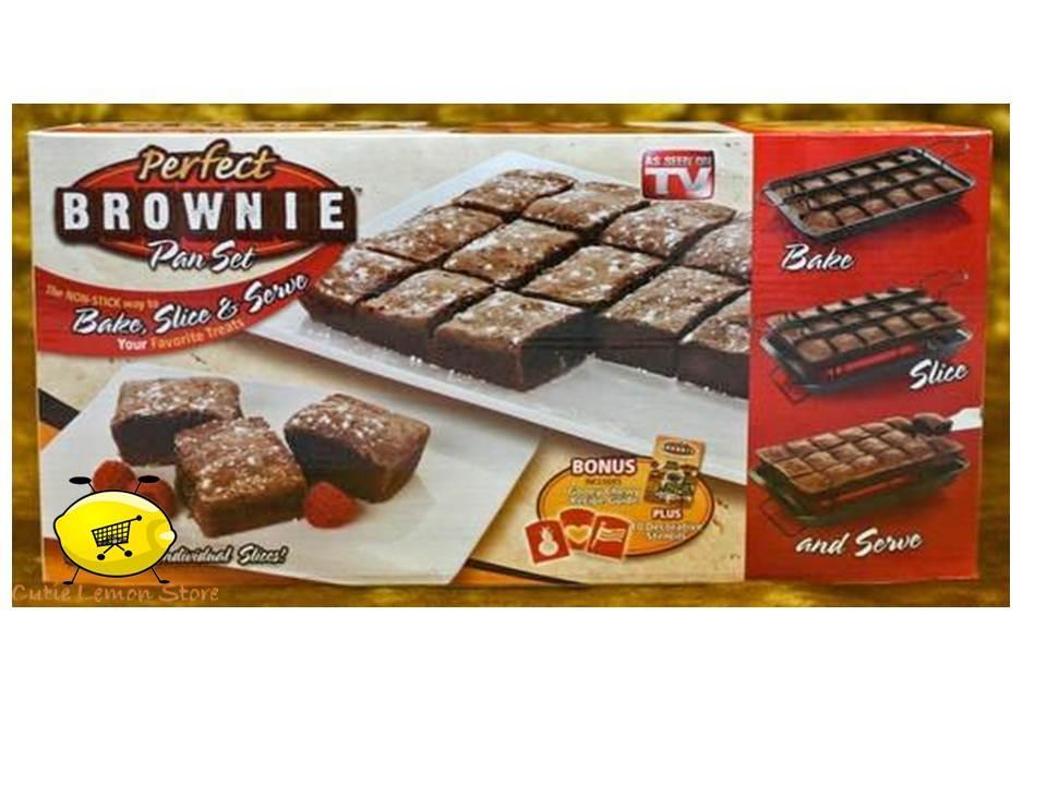 recipe: perfect brownie pan recipe book [28]