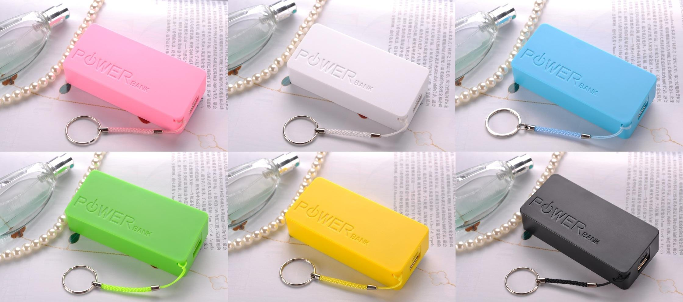 Perfume Power Bank 5200mAh Portable Charger FREE USB Cable+charger~!