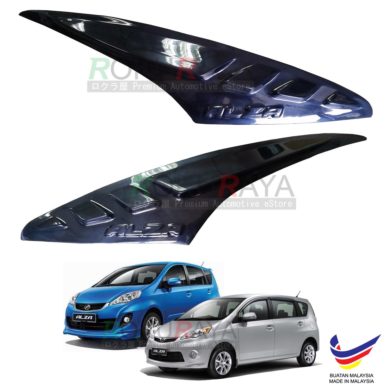 Perodua alza car head lamp eye lid end 12 15 2020 1200 am