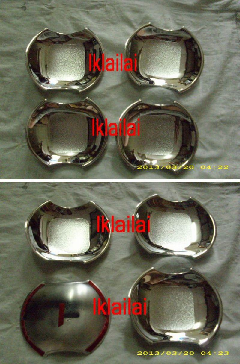 Perodua Alza  Chrome Outer Door Handle [4pcs/set]