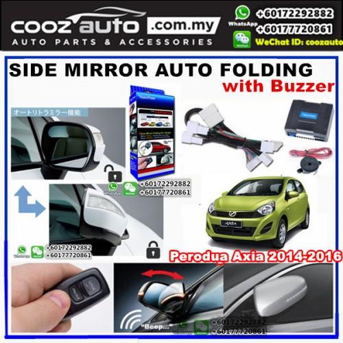 Perodua Axia 2014-2016 Nippon Power Side Mirror Auto Fold Folding