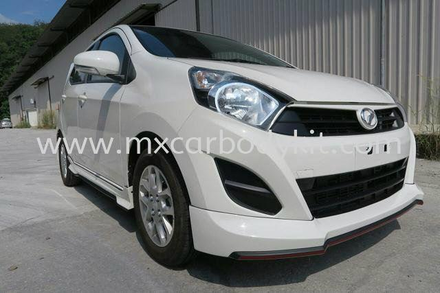 PERODUA AXIA G-SPEC SPORTIVO BODY KIT (end 1/6/2019 3:15 PM)