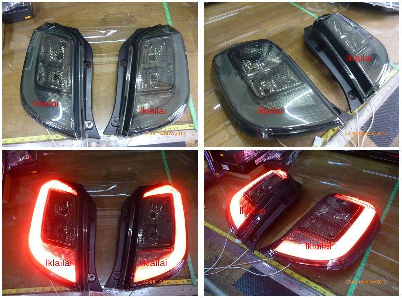 Perodua Axia LED Light Bar C Style T (end 4/27/2020 3:03 PM)