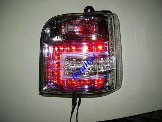 Perodua Kancil LED Rear / Tail Lamp Smoke/Clear Lens