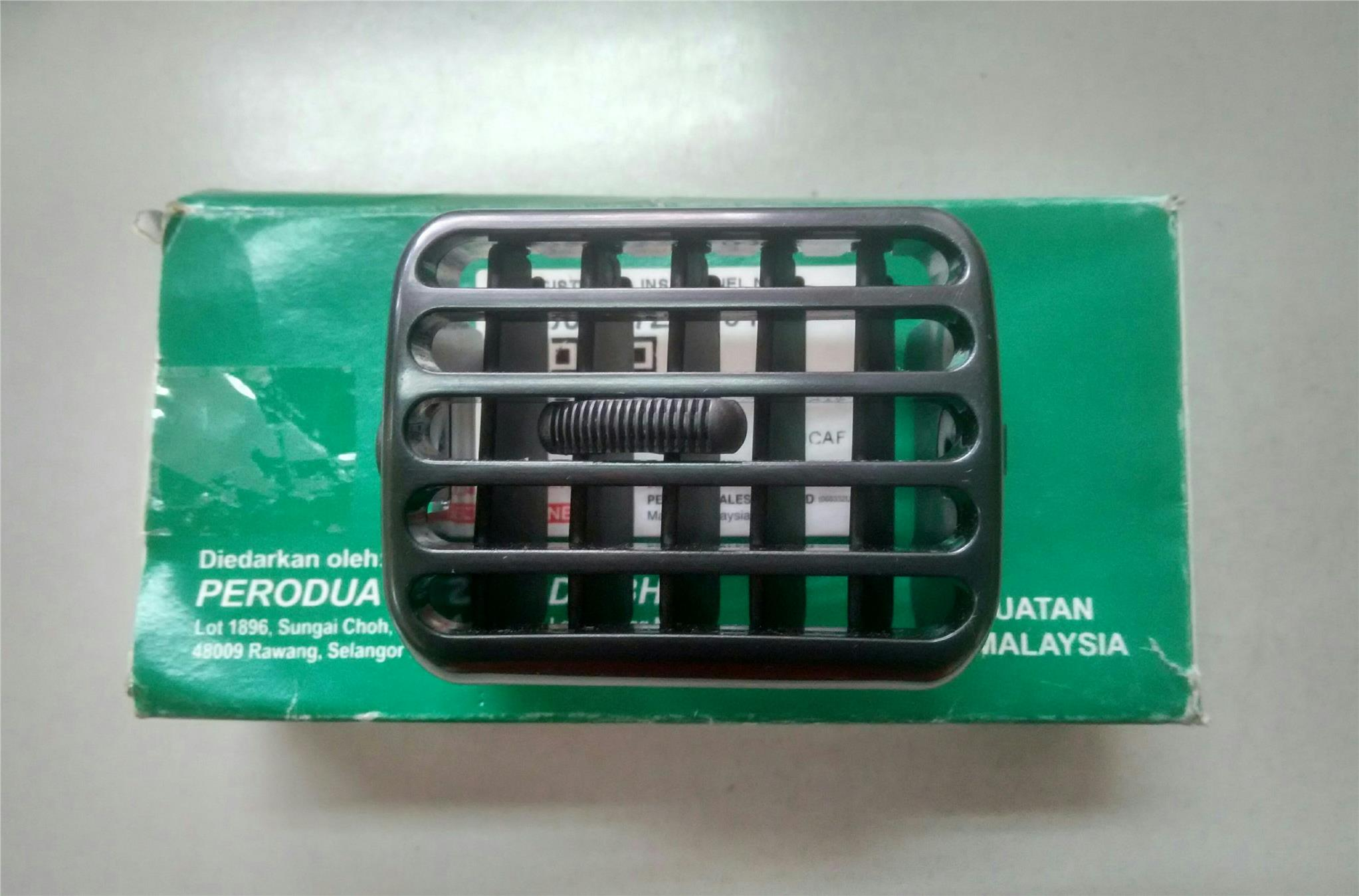 PERODUA KELISA GENUINE PARTS AIR OUTLET SIDE RH OR LH