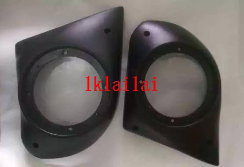 Perodua Myvi '11 / Icon '15 6.5inch Front Door Speaker Panel [1-pair]