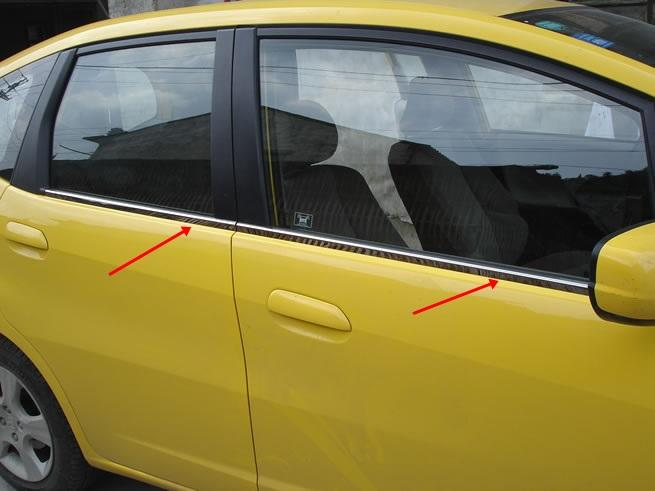 Perodua Myvi 2005-2011 Window Trim P (end 1/29/2019 5:59 PM)