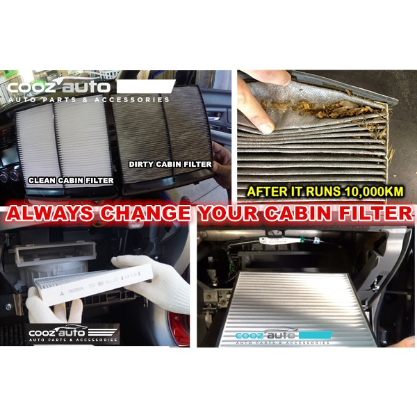 Perodua Myvi OLD 2006-2010 OSK Cabin Aircond Replacement Filter