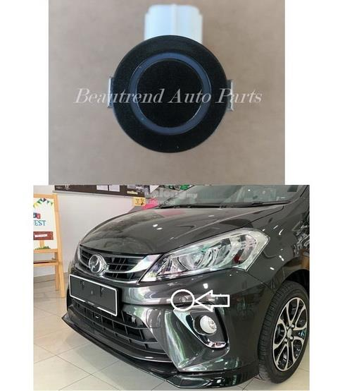 Perodua Myvi 2018 - Front Parking Sensor Original Black Colour