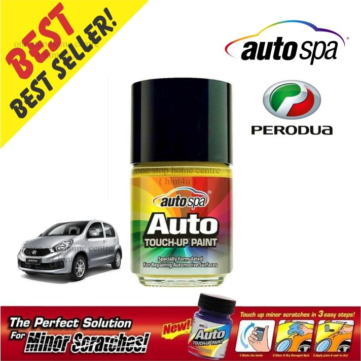 Auto Touch Up Paint >> Perodua Myvi Autospa Touch Up Paint