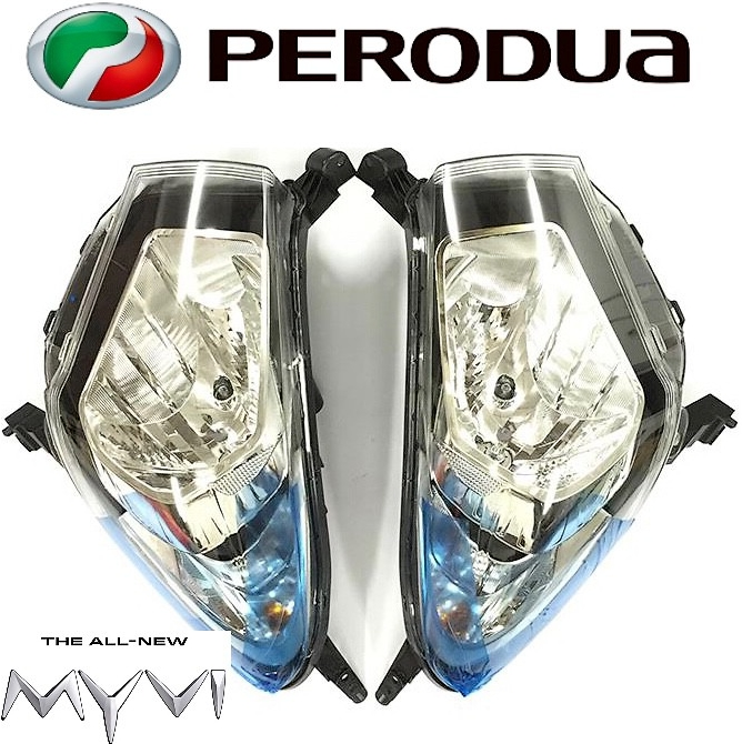 PERODUA MYVI ICON 2015 HEAD LAMP