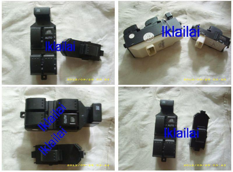 Perodua Myvi Power Window Switch [Master-Rm75; Single-Rm38]