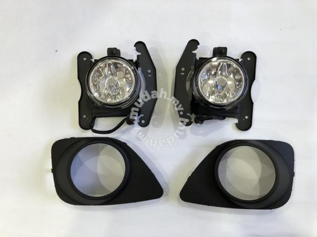 Perodua Viva Elite Fog Lamp Crystal