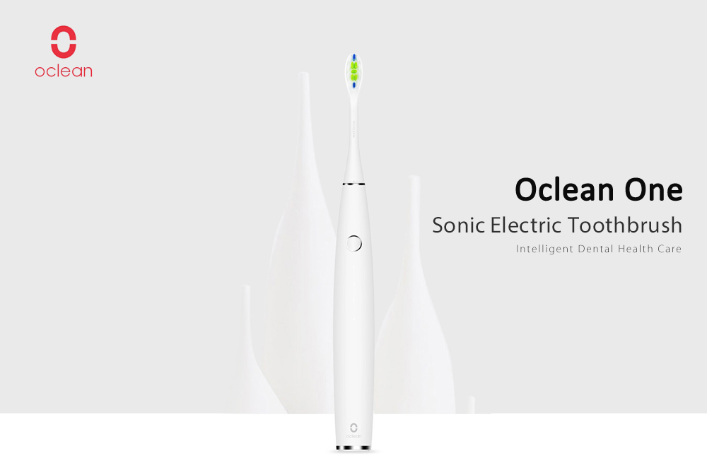Personal Care Appliances -  Oclean One Rechargeable Automatic Sonic El..