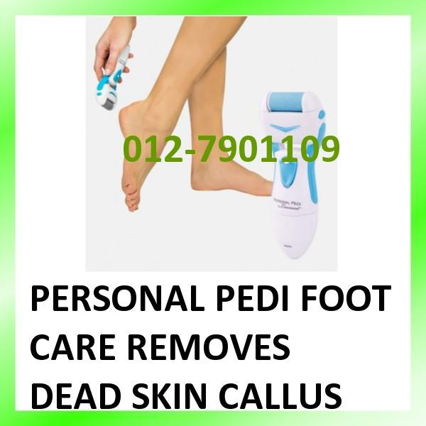 *Personal Foot Care Electric Pedicure Removes Callus Dry Dead Skin
