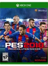 PES  2018 Pro Evolution Soccer - Xbox One