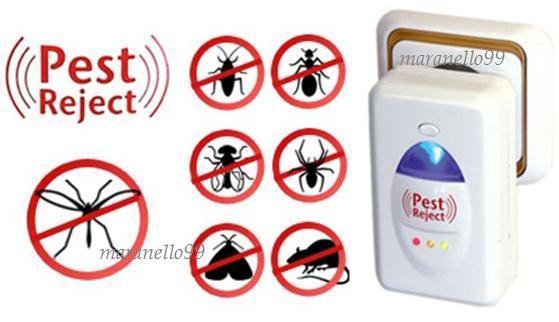 Pest Reject Ultrasonic Pest Repeller. Safe On Your Pets . Get It now