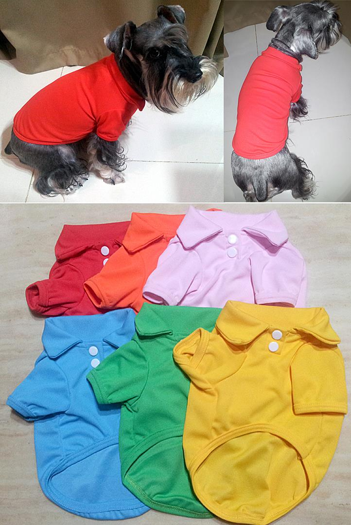 Pet Dry Fit Polo T
