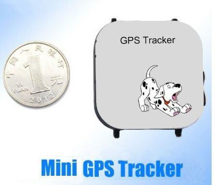 Pet GPS Tracker (WGPS-10).