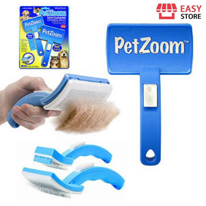 Pet Zoom Brush