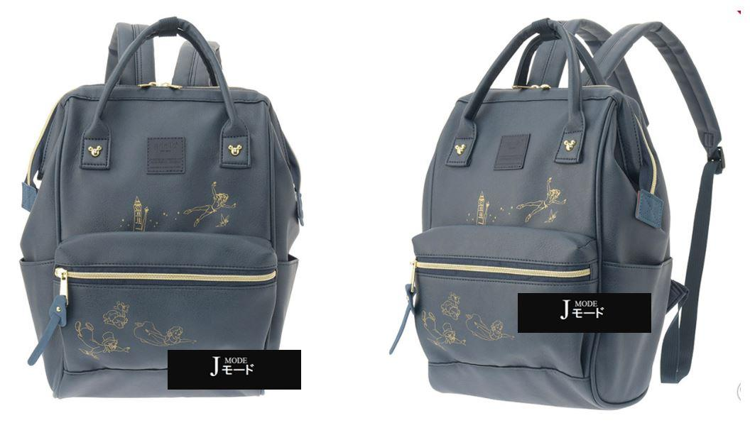 Peter Pan -Disney Japan Special Collaborative With Anello (R) Backpack. ‹ ›