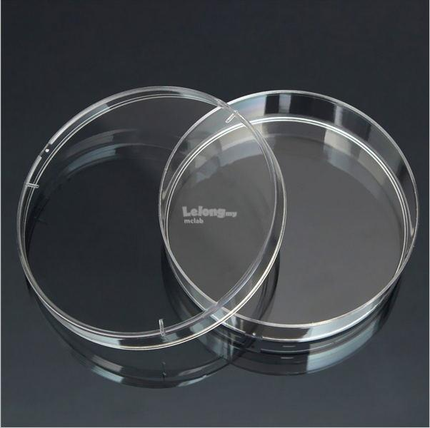 Petri Dish 60mm x 15mm, Sterile (500pcs/case)