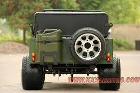 Petrol spare tank 20 liter GREEN color 4x4
