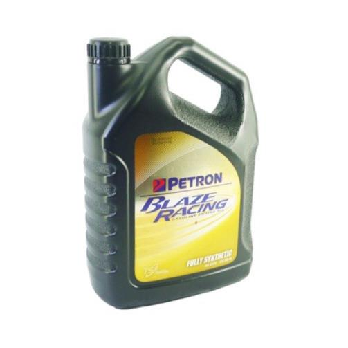 PETRON BLAZE RACING FULLY SYNTHETIC ENGINE OIL 5W40 API SN/CF / 4L