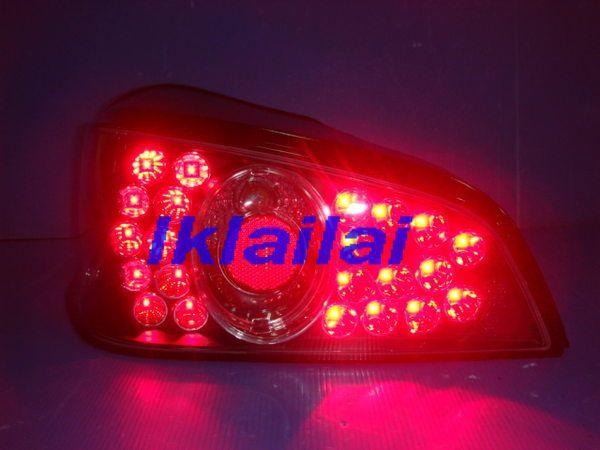 PEUGEOT 106 '97 LED Smoke Tail Lamp