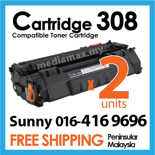 PG Cartridge 308/CRG308/Cartridge308 Compatible Canon LBP3300/LBP3360