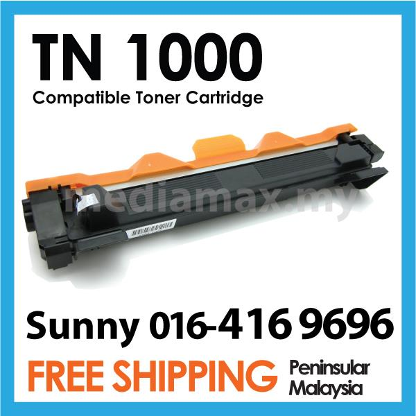 PG TN1000/TN 1000@Brother Compatible MFC 1810 HL 1110 DCP 1510 1610w