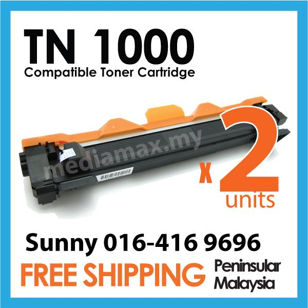 PG TN1000/TN 1000@Brother Compatible MFC 1810/HL 1110/DCP 1510/1610w