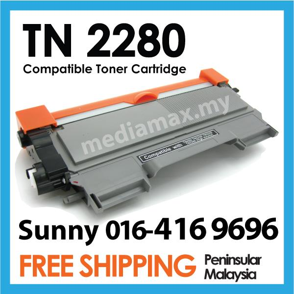 PG TN2280 Compatible Brother DCP-7055 7060D 7065DN FAX2840 FAX2950